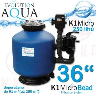 Evolution Aqua K1 Micro Bead filtr 36