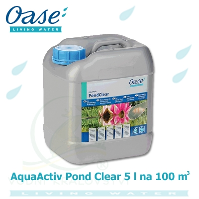 AquaActiv PondClear 5000 ml