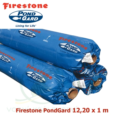 EPDM Firestone PondGard, šíře 12,20 m