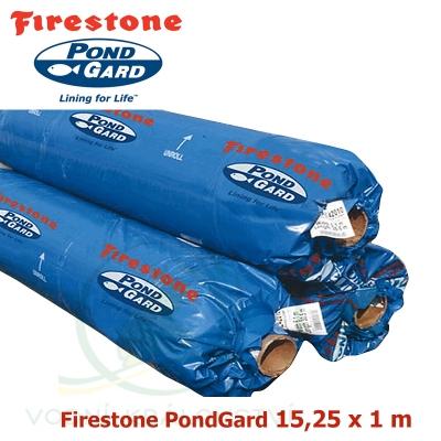 EPDM Firestone PondGard, šíře 15,25 m