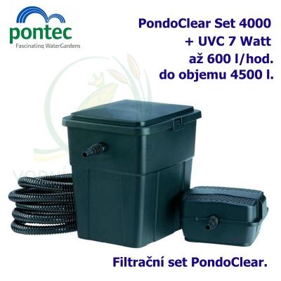 Pontec PondoClear Set 4000