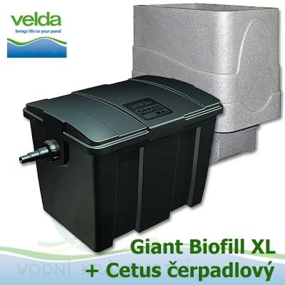 Velda GIANT XL + Cetus