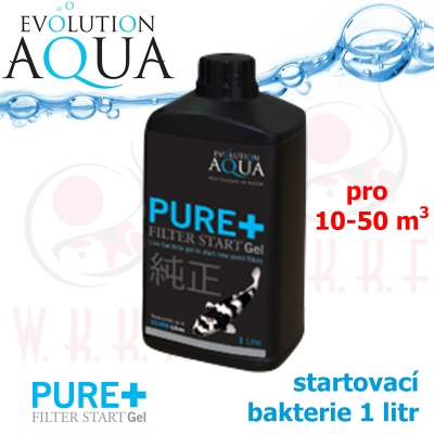 Evolution Aqua Pure Plus Gel 1 litr