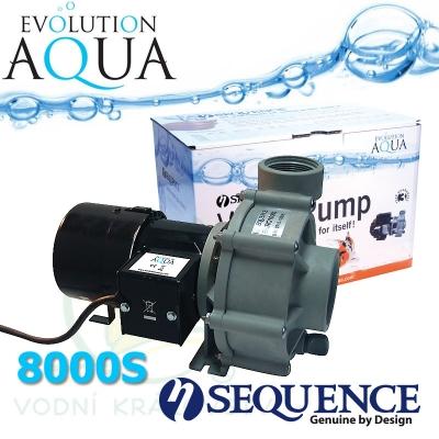 Evolution Aqua Sequence 8000