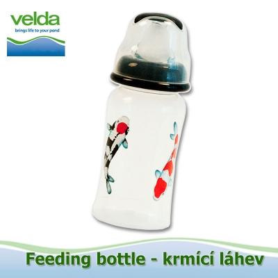 Fish Feeding Bottle, krmící láhev pro koi