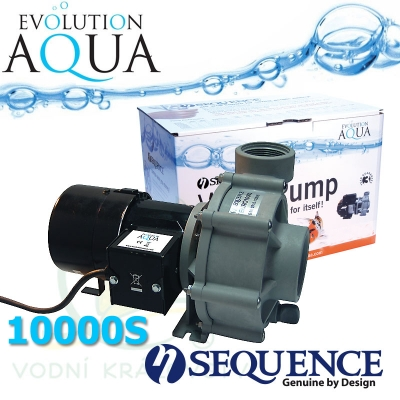 Evolution Aqua Sequence 10000S