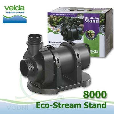 Velda jezírkové gravitační čerpadlo Eco Stream Stand 8000