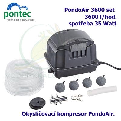 Pontec PondoAir Set 3600