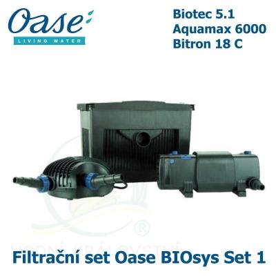Filtrační set Oase BIOsys set 1