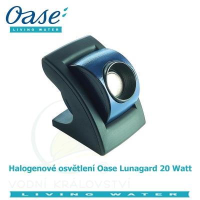 Halogenové osvětlení Oase Lunagard 20, - Výprodej nového zboží, poškozená krabice.
