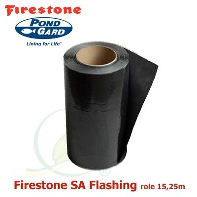 Firestone SA Flashing, celá role pevné záplaty