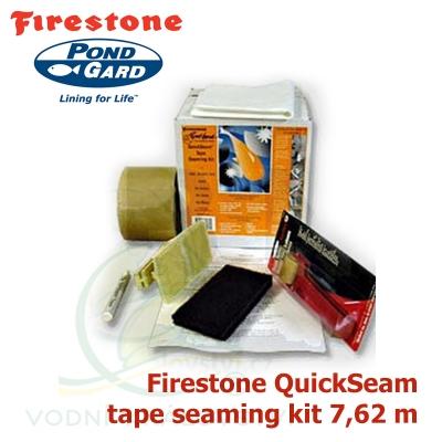 Firestone Quick Seam Tape Seaming Kit  pro spoj 7,62 m EPDM