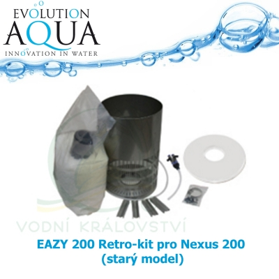 EAZY 200 Retro-kit pro Nexus 200 (starý model)