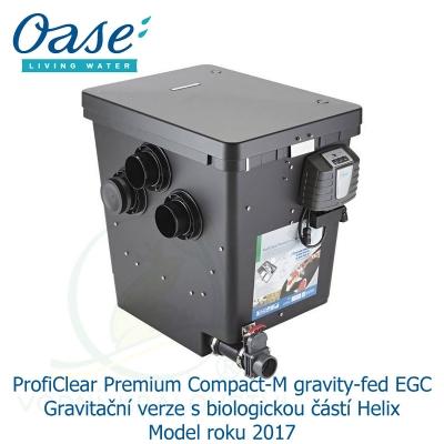 ProfiClear Premium Compact-M gravity-fed EGC - Gravitační verze s biologickou částí Helix. Model roku 2017