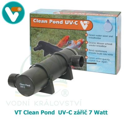 VT Clean Pond  UV-C zářič 7 Watt