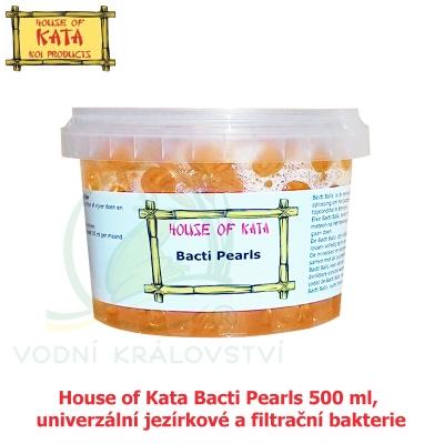 House of Kata Bacti Pearls 500 ml, univerzální jezírkové a filtrační bakterie