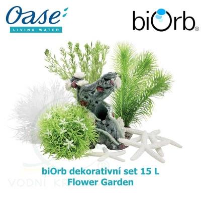 biOrb dekorativní set 15 L - Flower Garden