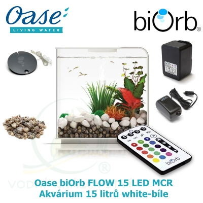Oase biOrb FLOW 15 MCR white, bílá