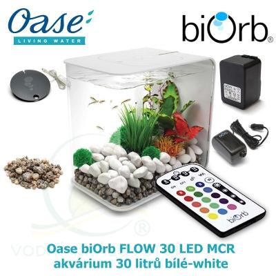 Oase biOrb FLOW 30 MCR white, bílá