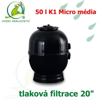 """K1 Micro tlaková filtrace 20"""", basic"""