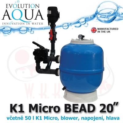 "K1 Micro BEAD 20"" model 2018"