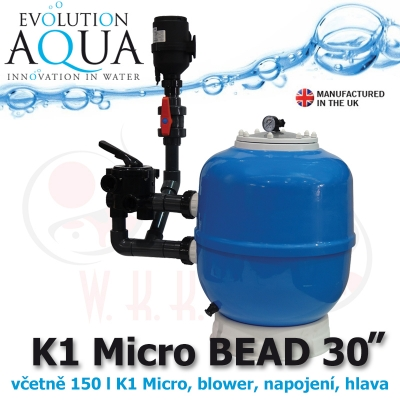 "K1 Micro BEAD 30"" model 2018"