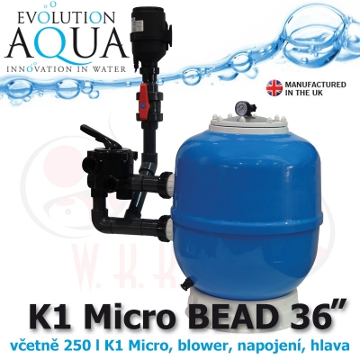 "K1 Micro BEAD 36"" model 2018"