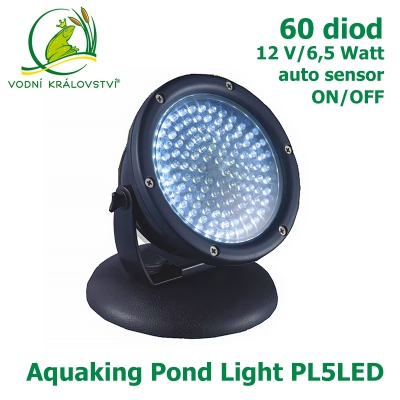 Aquaking Pond Light PL5LED