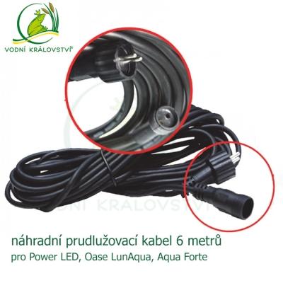 VK prodlužovací kabel pro světla Power LED, Oase LunAqua, Aqua Forte