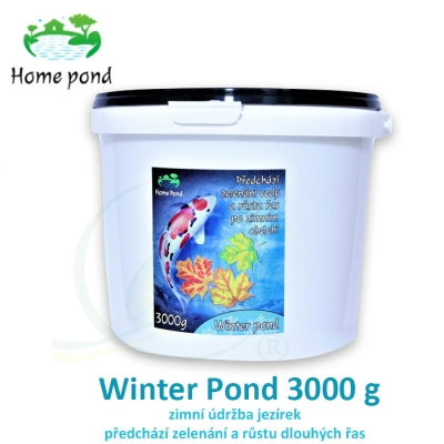 Home Pond Winter Pond 3000 g