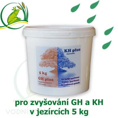 GH+KH increaser 5 kg