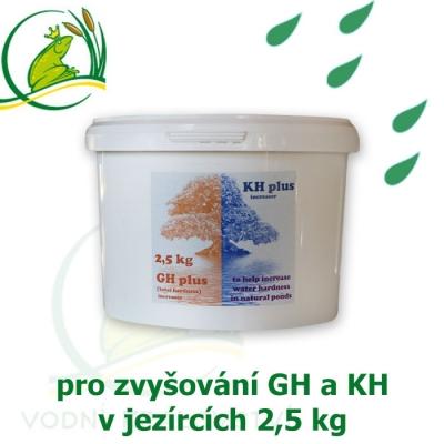 GH+KH increaser 2,5 kg