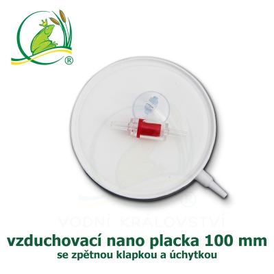 Vzduchovací nano-placka 100 mm set