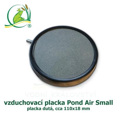 Pond Air small, vzduchovací placka dutá cca 110x18 mm