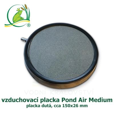 Pond Air medium, vzduchovací placka dutá cca 150x26 mm