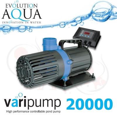 Evolution Aqua, VariPump 20000