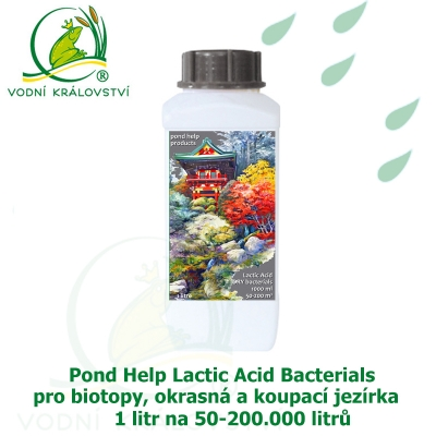 Pond Help Lactic Acid bacterials 1000 ml