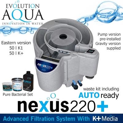Evolution Aqua Nexus 220+ Eastern