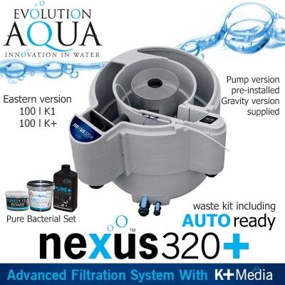 Evolution Aqua Nexus 320PLUS Eastern