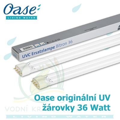 UV lampa, žárovka Oase 36 Watt