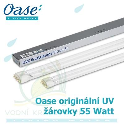 UV lampa, žárovka Oase 55 Watt
