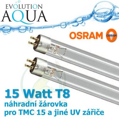 Osram žárovka 15 Watt T8