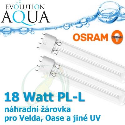 Osram žárovka 18 Watt PL-L