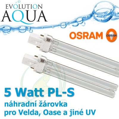 Osram žárovka 5 Watt PL-S