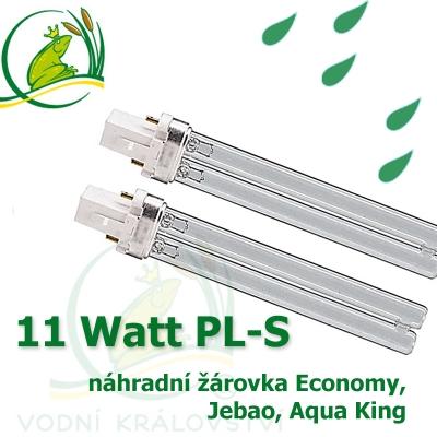 náhradní žárovka 11 Watt PL-S