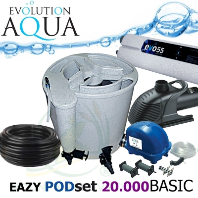 Eazy Pod set BASIC 20000