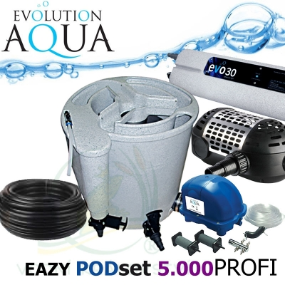Eazy Pod set PROFI 5000