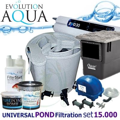 Universal Pond Filtration Set 15000