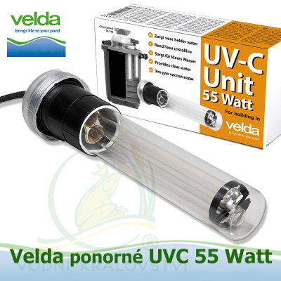 Velda ponorný UV-C filter 55 watt