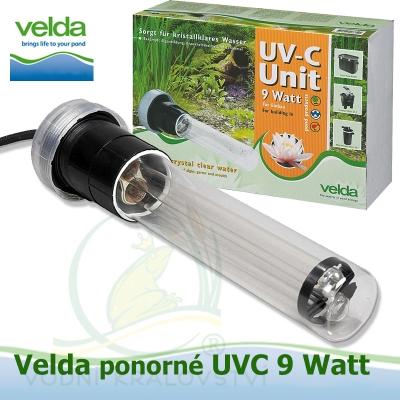 Velda ponorný UV-C filter 9 watt
